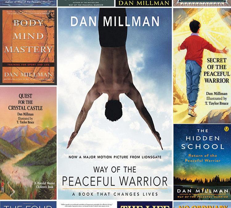 Sandie's Bookworms Dan Millman